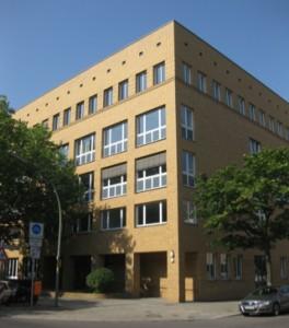 Leopold Ullstein Schule-Blog Aussenansicht