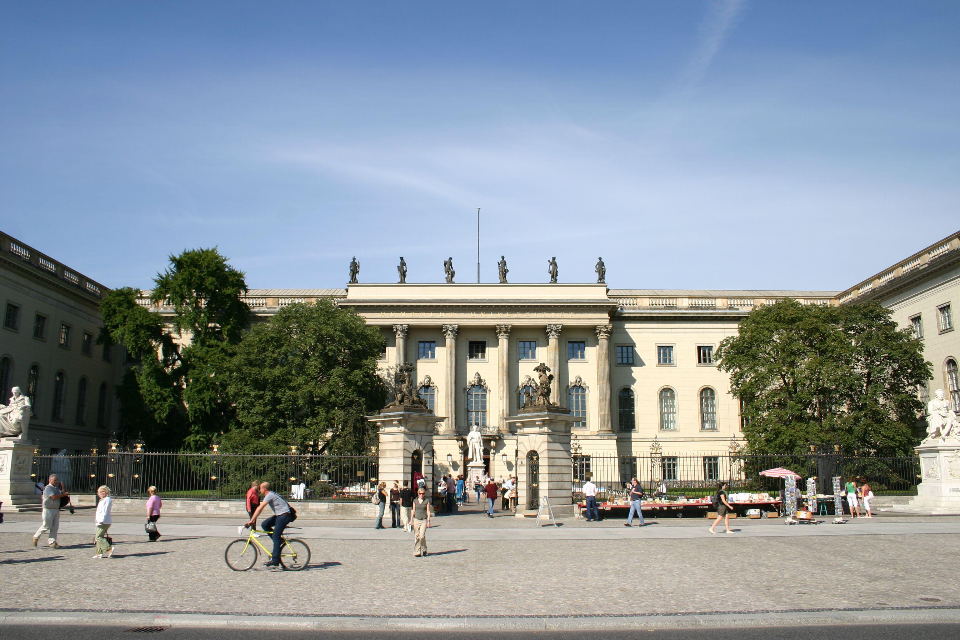 Refrat Hu Berlin