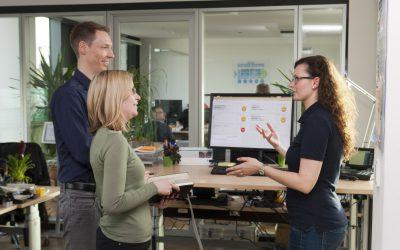 Sponsor des PM Camp Berlin: Projektron – Projektmanagement-Software
