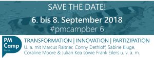 PM CAMP BER Save the date