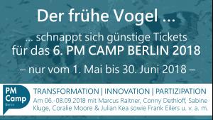 PM Camp Berlin 2018