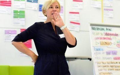 Impulsgeberin Sabine Kluge im Interview