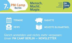 PM Camp Berlin Newsletter