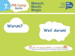 PM Camp - Warum?