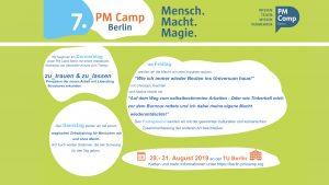 7. PM Camp Berlin Impulsgeber