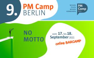 9. PM Camp Berlin #NoMotto